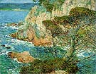 Point Lobos Carmel 1914 - Childe Hassam