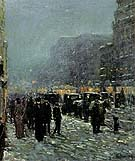 Broadway and 42nd Street 1902 - Childe Hassam