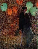 July Night 1898 - Childe Hassam