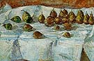 Winter Sickle Pears 1918 - Childe Hassam