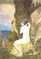 Aphrodite - Childe Hassam