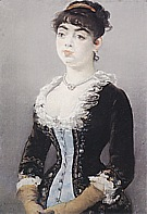 Madame Michel Levy 1882 - Edouard Manet