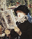 Le Journal Illustre c1878 - Edouard Manet