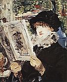 Le Journal Illustre c1878 - Edouard Manet