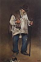 The Ragpicker c1865 - Edouard Manet