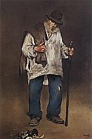The Ragpicker c1865 - Edouard Manet