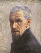 Self Portrait 1892 - Gustave Caillebotte