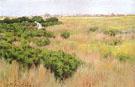 Landscape Near Coney Island 1886 - William Merritt Chase