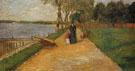 Bath Beach 1888 - William Merritt Chase