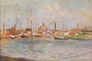 Near Bay Ridge 1888 - William Merritt Chase