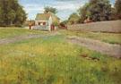 Brooklyn Landscape 1886 - William Merritt Chase