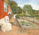 The Nursery 1890 - William Merritt Chase