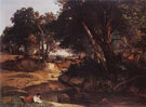 The Forest of Fontainebleau 1830 - Jean Baptiste Corot