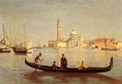 Venice - Jean Baptiste Corot