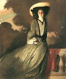 Portrait of Mrs John White Alexander 1856 - John White Alexander