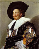 Laughing Cavalier 1624 - Frans Hals