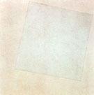 Suprematist Composition White on White 1918 - Kazimir Malevich