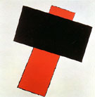 Suprematist Composition c1923 - Kazimir Malevich