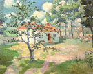 Springtime After 1927 - Kazimir Malevich