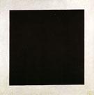 Black Square c1923 - Kazimir Malevich