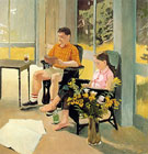 Iced Coffee - Fairfield Porter