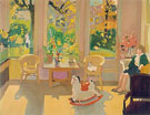 October Interior 1963 - Fairfield Porter