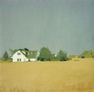 Wheat 1960 - Fairfield Porter