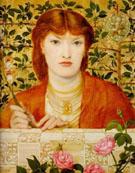 Regina Cordium 1866 - Dante Gabriel Rossetti