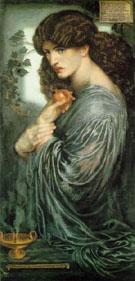 Porsepine 1877 - Dante Gabriel Rossetti
