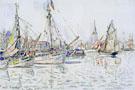 Les Sables d Olonne 1825 - Paul Signac