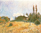 Station at Sevres 1879 - Alfred Sisley