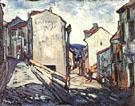 The Village Circa 1905 - Maurice de Vlaminck