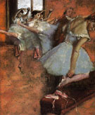 The Dance Class 1880 2 - Edgar Degas