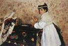 Hortense Valpincon 1871 - Edgar Degas