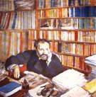 Portrait of Louis Edmond Duranty 1879 - Edgar Degas