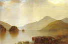 John F Kensett Lake George 1886 - Hudson River School
