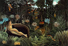 The Dream 1910 - Henri Rousseau