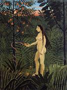 Eve 1905 - Henri Rousseau