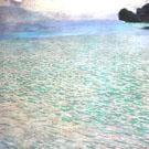 Attersee I 1900 - Gustav Klimt