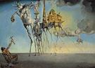 The Temptation of St Anthony 1946 - Salvador Dali