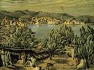 Cadaques 1923 - Salvador Dali