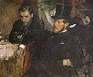 Jeantaud Linet and Laine 1871 - Edgar Degas