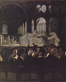 The Ballet From Robert le Diable 1872 - Edgar Degas