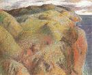 Coastal Landscape 1890 - Edgar Degas