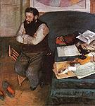 Diego Martelli 1879 - Edgar Degas