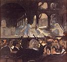 Ballet Scene from Meyerbeers Opera 1876 - Edgar Degas