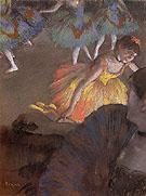 Ballet from an Opera Box 1884 - Edgar Degas