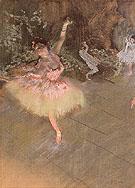 The Star 1878 - Edgar Degas