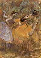 Dancers 1900 - Edgar Degas