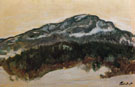 Mount Kolsaas Norway 1895 1 - Claude Monet
